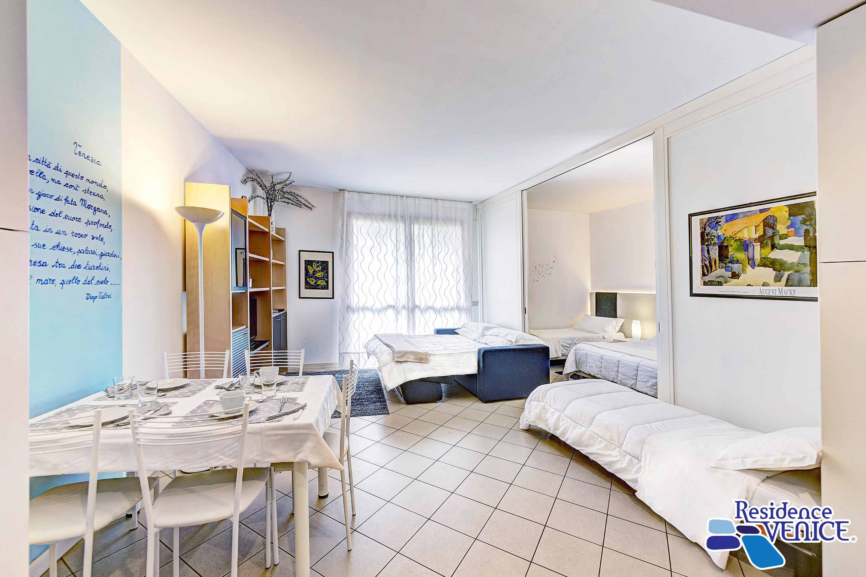 Residence Venice Luxury Family Apartment 3
