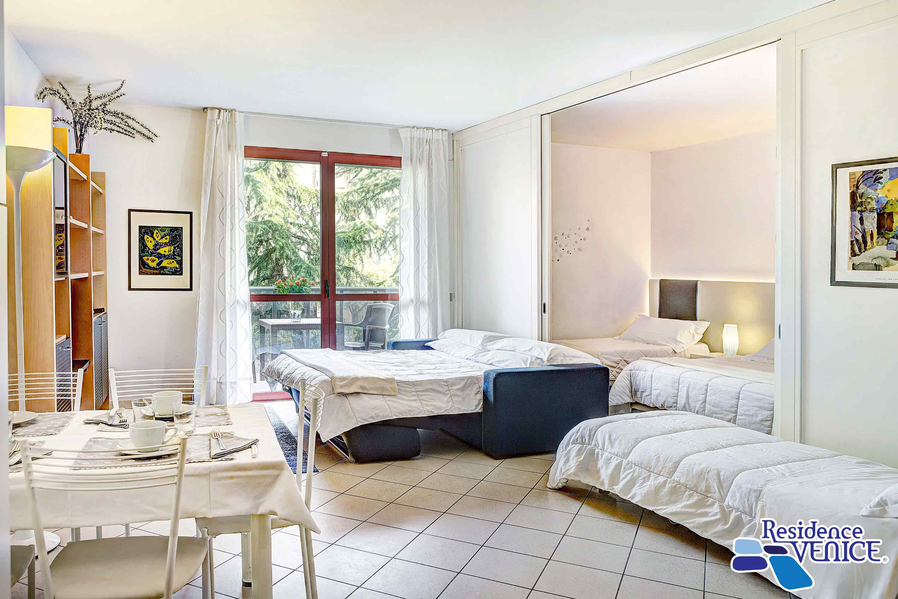 Residence Venice Luxury Family Apartment 4