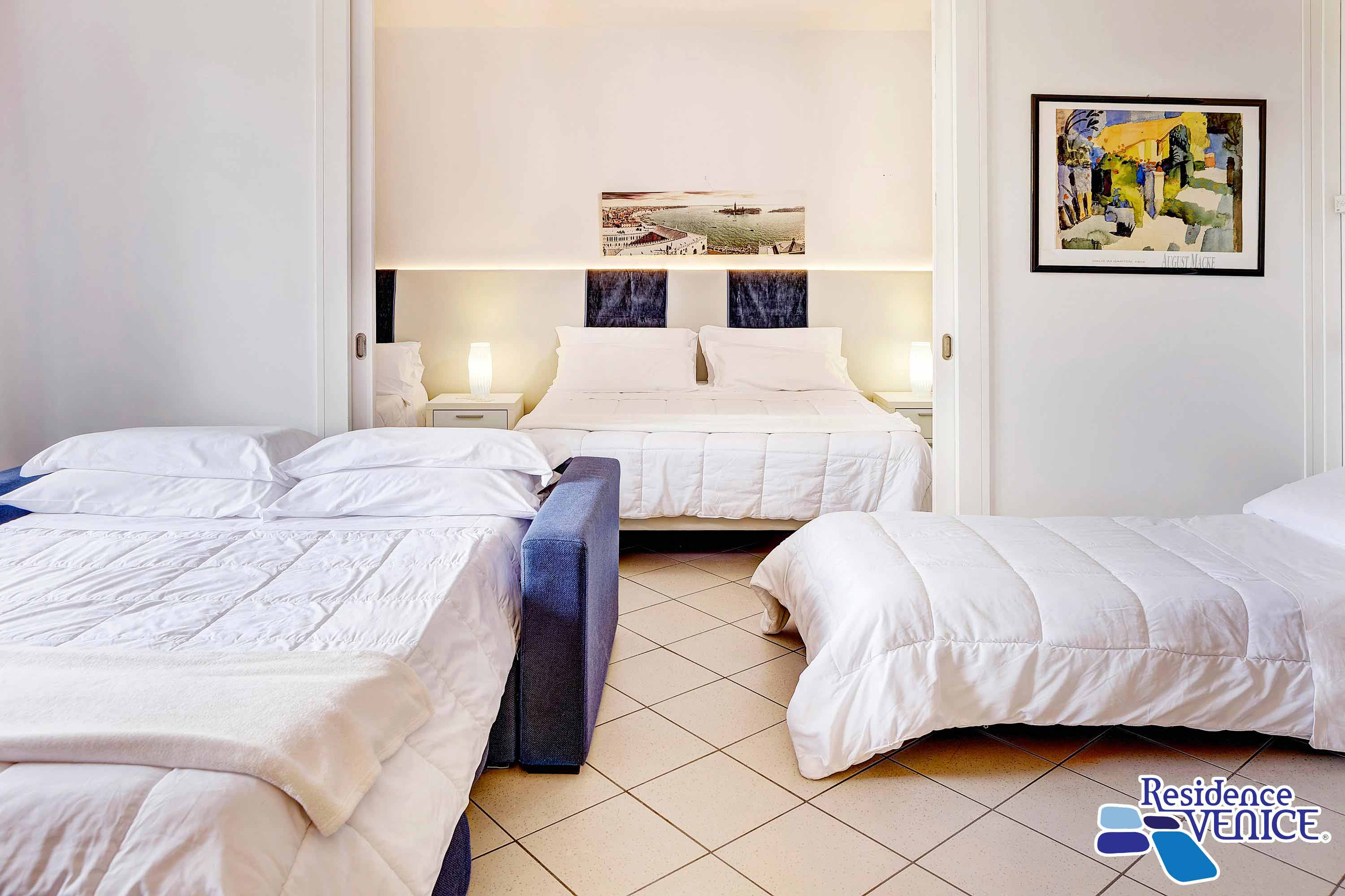 Residence Venice Luxury Family Apartment 5